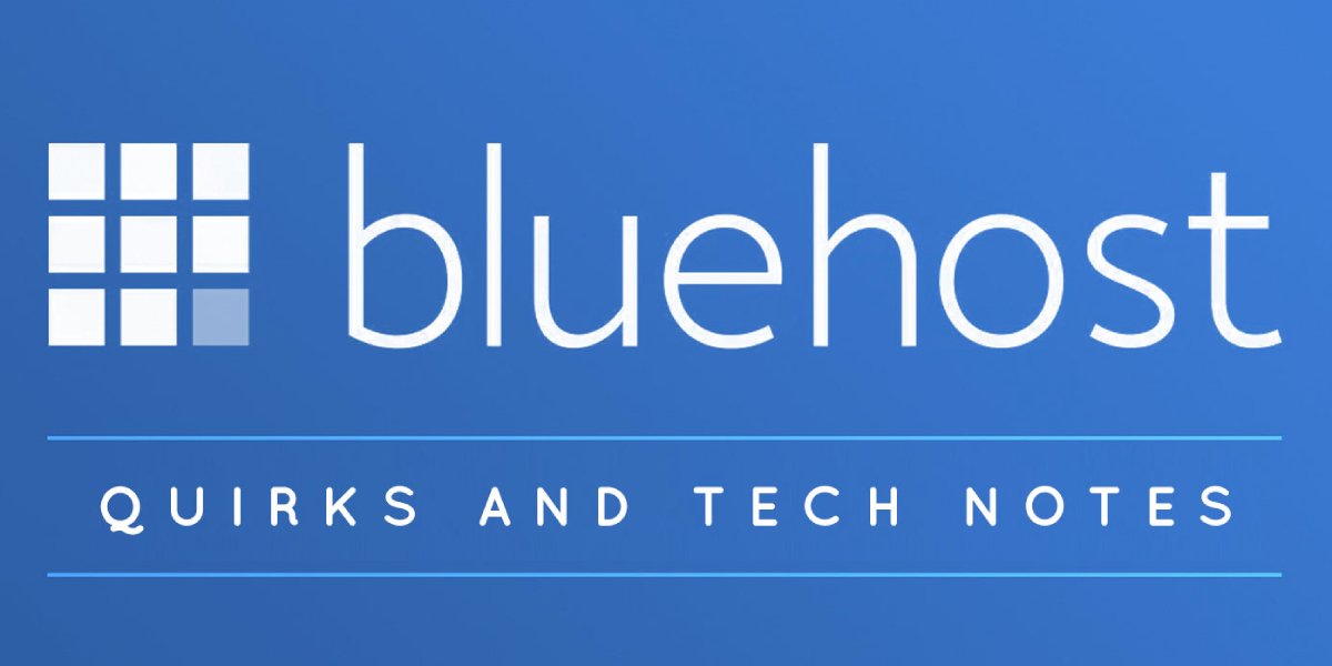 Is bluehost the best web hosting?