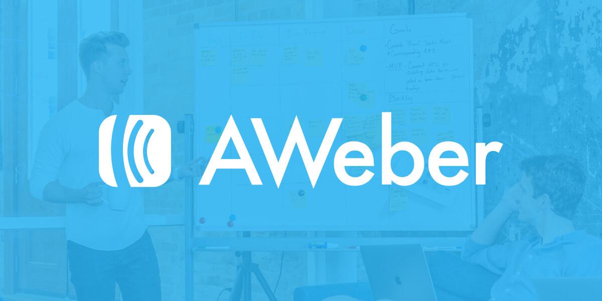 AWeber Now Supports the Elementor WordPress Plugin