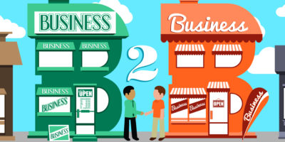 (B2B) Business-to-business
